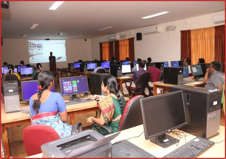 Training Programme Through IIT BOMBAY REMOTE CENTRE (RC 1400)